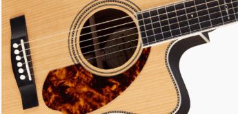 Test: Fender PM-3 Limited Adirondack RW, Akustikgitarre