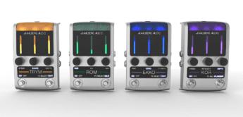 Test: Aalberg Audio TRYM, ROM, EKKO, KOR, Effektpedale