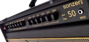Test: PRS Sonzera 50 Combo, Gitarrenverstärker