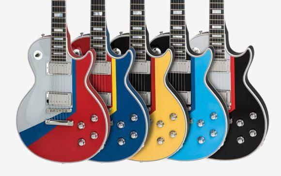 Gibson Les Paul Custom Boogie Van title