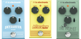 Test: TC Electronic Skysurfer, Afterglow, The Prophet