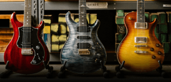 Top News: PRS Singlecut McCarty 594, 509, Santana Retro, E-Gitarren