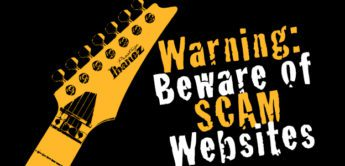 TOP NEWS: Ibanez warnt vor Phishing-Websites