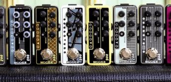 Top News: Mooer Micro Preamps, Gitarrenverstärker