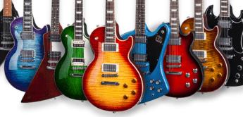 NAMM NEWS 2017: Gibson S-Serie, E-Gitarren