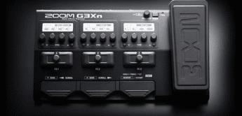 Test: Zoom G3Xn, Multieffektgerät