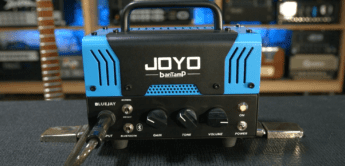 Test: Joyo Bantamp Bluejay, Gitarrenverstärker
