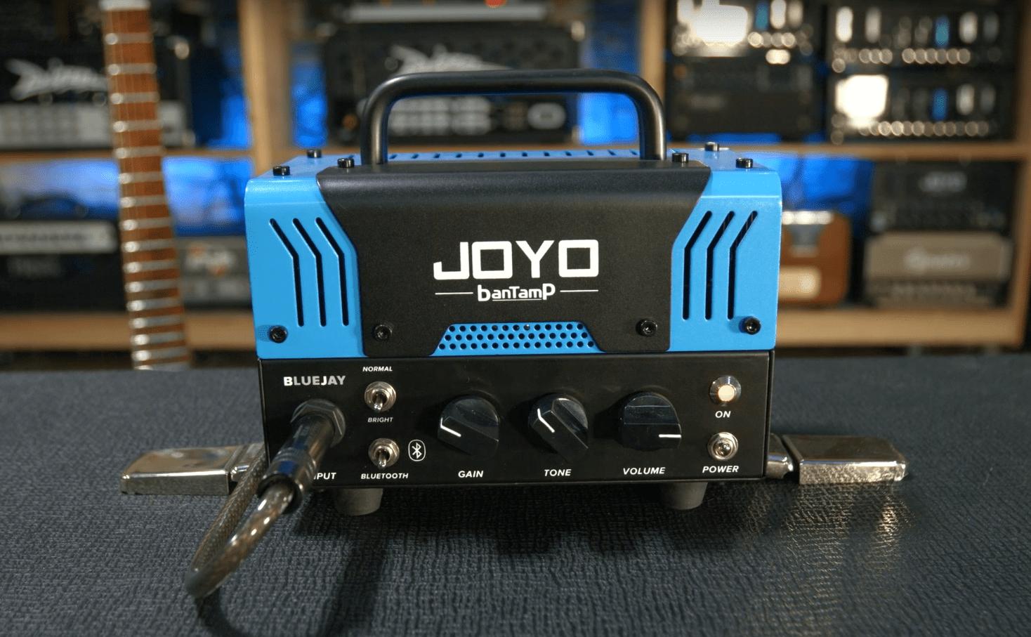 Test: Joyo Bantamp Bluejay, Gitarrenverstärker - AMAZONA de