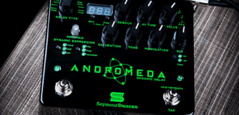 TOP NEWS: Seymour Duncan Andromeda Delay