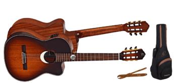 Top News: Ortega Guitars Eclipse Suite C/E