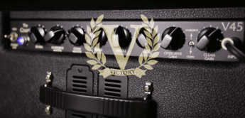 Test: Victory Amplifiers V45C The Count, Gitarrenverstärker