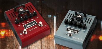 Test: Friedman Fuzz Fiend und Motor City Drive, Gitarrenpedals