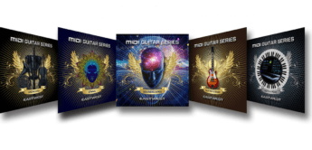 TOP NEWS: EastWest MIDI Guitar Instrument Series