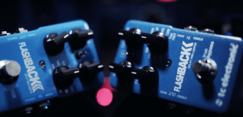 TOP NEWS: TC Electronic Flashback 2 Delay