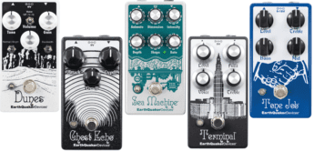 TOP NEWS: Earthquaker Devices V2 und V3 Pedale