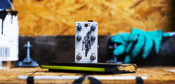 Test: Old Blood Noise Endeavors Procession, Gitarren Boutiquepedal