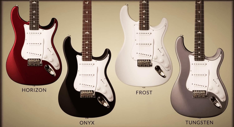 Top News Prs Silver Sky E Gitarre Amazona De