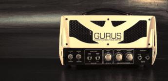 Test: Gurus 5015 Guitar Head White, Gitarrenverstärker