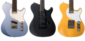 NAMM NEWS 2017: Cort Stage Series Gitarren