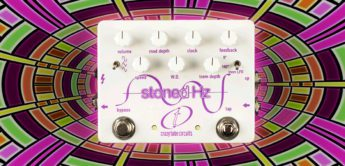 Test: Crazy Tube Circuits Stoned Hz, Modulationspedal