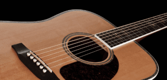 Test: Harley Benton Custom Line CLD-41SE, Akustikgitarre
