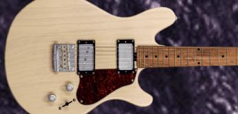 Test: Sterling by Music Man Valentine JV60 TBM, E-Gitarre