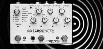 Test: Empress Effects Echosystem, Effektgerät