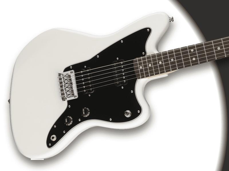 Test: Squier Affinity Jazzmaster, E-Gitarre - AMAZONA.de