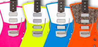 TOP NEWS: Music Man St. Vincent Masseduction Limited