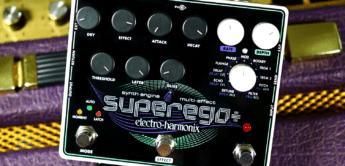TOP NEWS: Electro Harmonix Superego+