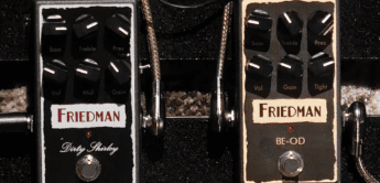 TOP NEWS: Friedman Dirty Shirley Pedal im Vergleichstest – VIDEO