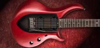 Test: Sterling by Music Man Petrucci Majesty 6, E-Gitarre