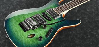 Test: Ibanez S6570Q-SLG Prestige, E-Gitarre