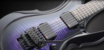 Test: ESP E-II FRX FM RDB, E-Gitarre