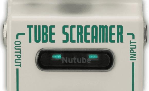 Ibanez Nu Tube Screamer 1