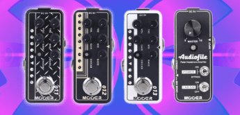 Top News: Mooer Micro Preamps 011, 012 und 013