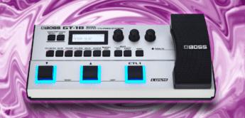 Test: BOSS GT-1B, Multieffektgerät für Bass