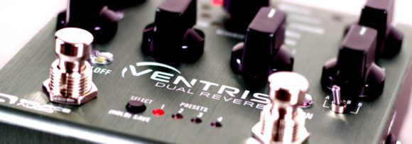 Source Audio Ventris Dual Reverb 1