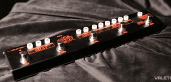 Test: Valeton Dapper Dark 4, Effektgerät
