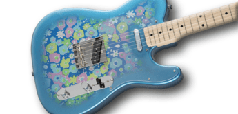 Test: Fender Classic 69 Tele Blue Flower E-Gitarre