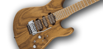 Test: Charvel Guthrie Govan HSH Caramelized Ash, E-Gitarre