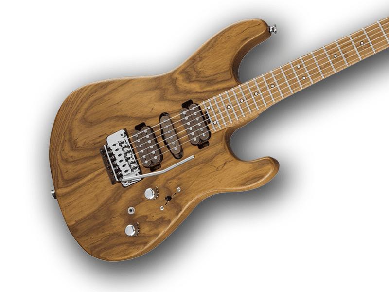 Test: Charvel Guthrie Govan HSH Caramelized Ash, E-Gitarre - AMAZONA.de