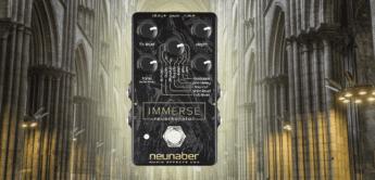 Test: Neunaber Immerse Reverberator, Effektgerät