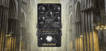 Test: Neunaber Immerse Reverberator, Gitarren Hallpedal