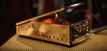 Test: Ernie Ball 6184 Ambient Delay, Effektpedal