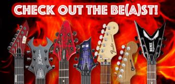 Die besten Metal Gitarren im Fokus