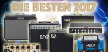 Die besten Gitarrenverstärker 2017