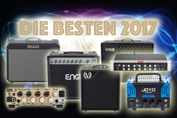 Die besten Gitarrenverstärker 2017 1