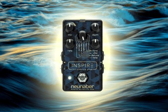 Neunaber Inspire Tri-Chorus Plus 1