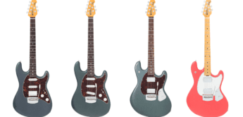 Top News: Music Man Updates für Cutlass und Stingray Guitar